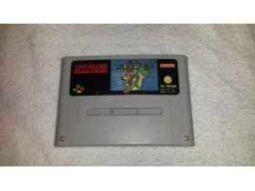 SNES - SUPER MARIO WORLD