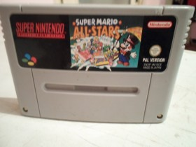 SNES-Super Mario All Stars