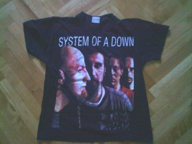 SOAD system of a down majica :)