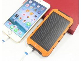 SOLARNA POWER BANK BATERIJA 28 000mAh
