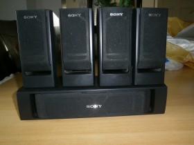 SONY 5 satelita plus aktivni woofer