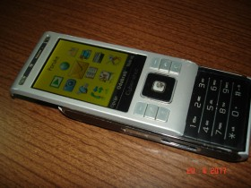 "SONY ERICSSON C905-""OLD TIMER""-FUL OPREMA"