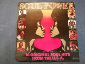 SOUL POWER - 16 Original Soul Hits from USA (1977) Funk