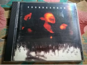 SOUNDGARDEN - Superunknown (CD, Original, USA)