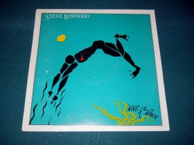 STEVE WINWOOD - Arc Of A Diver (GREECE PRESS)