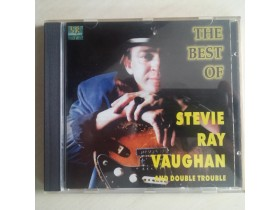 STEVIE RAY VAUGHAN - THE BEST OF