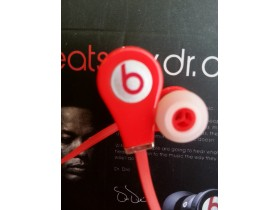 SUPER BASS AKUSTIK SLUSALICE BEATS BY DR. DRE MONSTER