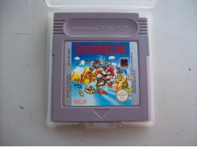 SUPER MARIO LAND  GAME BOY orginal - Made in Japan 11A