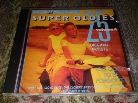 SUPER ODLIES 25 volume 4 Original artist