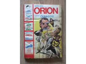 SUPER STRIP ORION ČEBAGOSI
