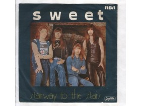 SWEET - STAIRWAY TO THE STARS - singl