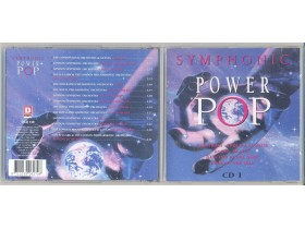SYMPHONIC POWER POP 1- Razni -INSTRUMENTALNA