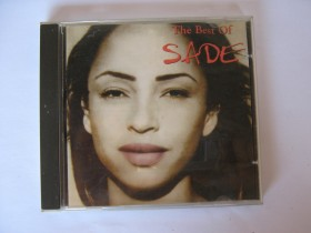 Sade, The Best Of - CD iz privatne kolekcije