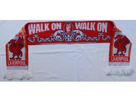 Šal Sal FC Liverpool Liverpul Walk On