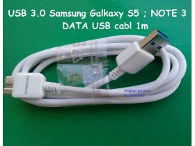 Samsung Note 3 GALAXY S5 3.0 USB DATA kabl