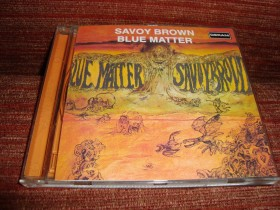 Savoy Brown  -  Blue Matter  -