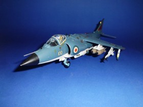 Sea Harrier      1:48      Tamiya