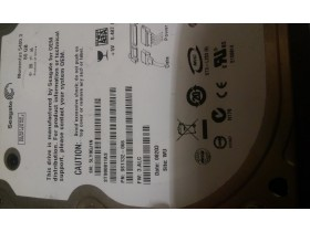 "Seagate hard disk 2,5"" 80Gb"