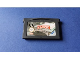 Sega Rally Championship - Game Boy Advance