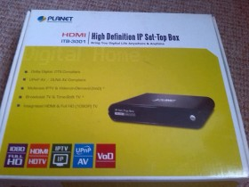 Set top box IP Planet