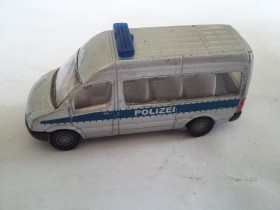 Siku Mercedes Sprinter Polizei