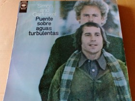 Simon & Garfunkel - Bridge Over Troubled Water,original