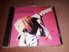 Simply Red- A New Flame- 1989. god.- Kanadsko izdanje