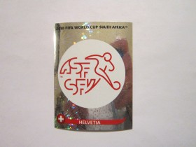 Slicica PANINI FIFA WC 2010 SOUTH AFRICA br. 582