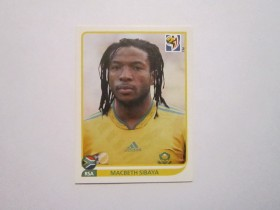 Slicica PANINI FIFA WC SOUTH AFRICA 2010 br. 39