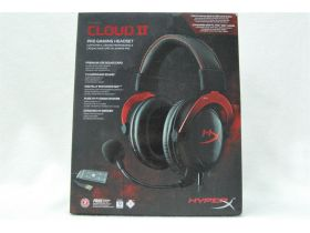 Slušalice HyperX Cloud 2 Black / Red