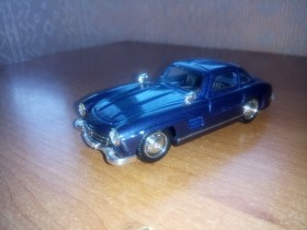 Solido - Mercedes 300 SL @1954  - Made in France  1/43