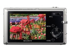 Sony Cyber-shot DSC-T20 8,1mpix 3X optika