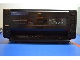 Sony DVP-CX850D CD/DVD Browser za 200 diskova