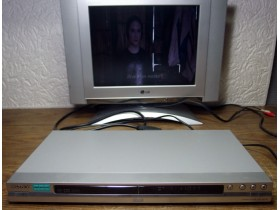 Sony DVP-NS355 - DVD, CD, MP3 plejer
