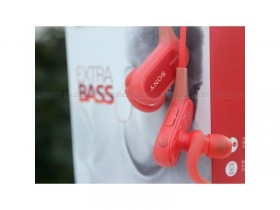 Sony HEADPHONES XB50BS EXTRA BASS Wireless Sports