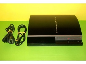 Sony PS3 -250gb Flesh - Poklon Fifa 18 i jos 64 igrica