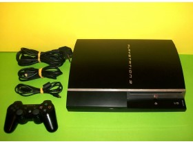 Sony PS3 - 40gb Flesh - Poklon Fifa 18 i jos 56 igrica