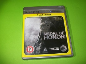 Sony PS3 - Medal of Honor + Medal of Honor Frontline