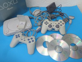 Sony PlayStation 1 slim - CIPOVAN + FULL u Kutiji