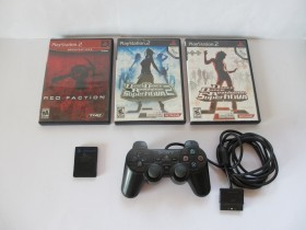 Sony PlayStation 2 - Lot