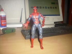Spiderman (marvel) toy biz 2004, original, extra
