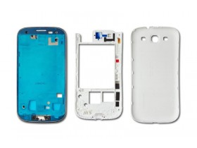 Staklo touch screen-a Samsung Galaxy S3 NEO sa maskom