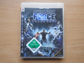 Star Wars The Force Unleashed - PS3 igra