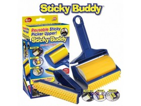 Sticky Buddy - Lepljivi valjak za ciscenje!!!