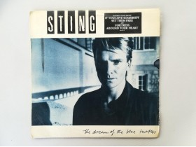 Sting - Sting - The Dream Of The Blue Turtles [LP]