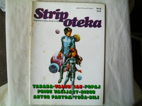 Stripoteka broj 618