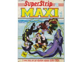 SuperStrip Maxi lipanj 1987