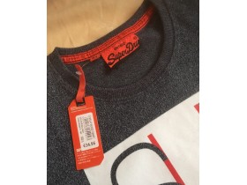 Superdry Majica Overlap Boxed T-Shirt