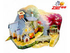Svetski Hit ZILIPOO 3D Puzzle Topla Kuca