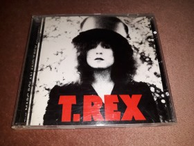 T. Rex- The Slider- 1997. god.- Kanadsko izdanje